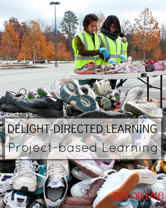 Delight-directed Learning with Projects