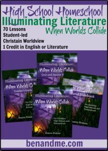 Illuminating LIterature for High School Homeschool Literature
