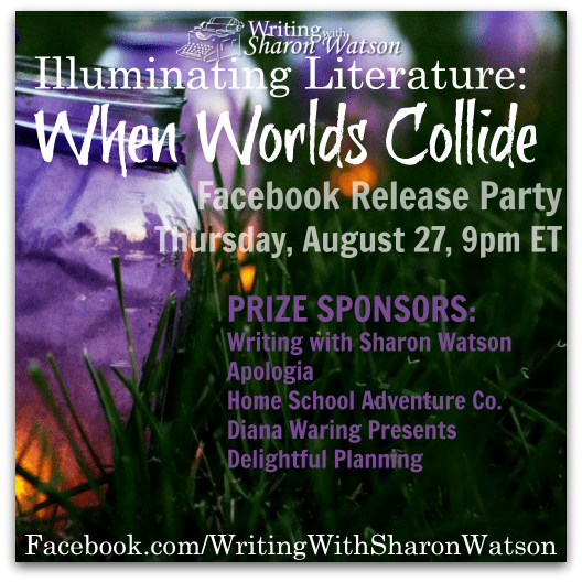 Writing with Sharon Watson Illuminating Literature Facebook Party