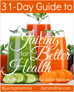 31-Day Guide to Juicing for Better Health
