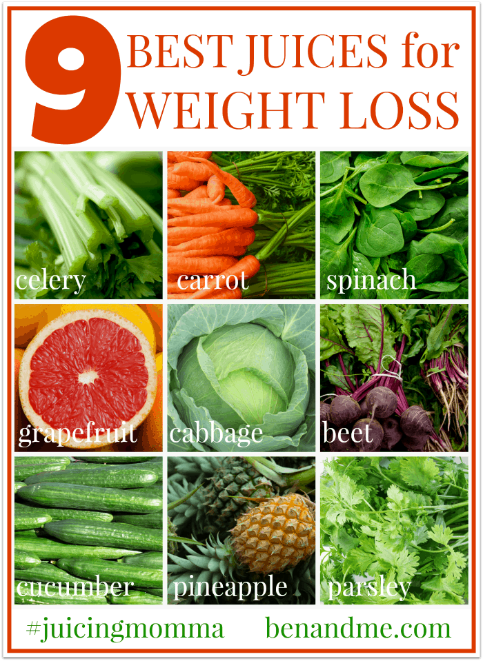9 Best Juices for Weight Loss + Broccoli-Pineapple ...