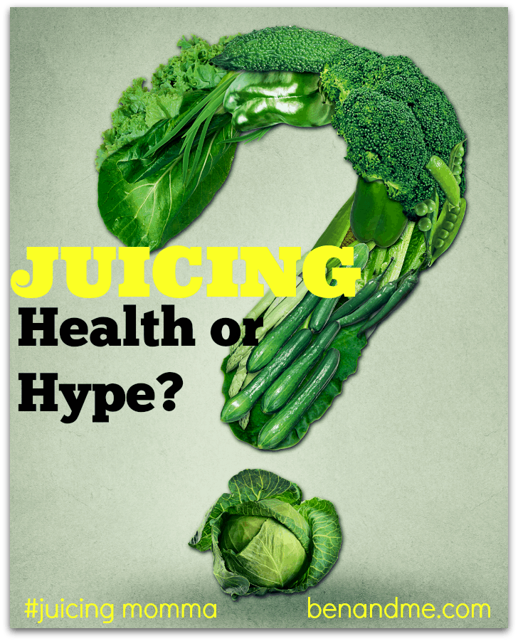 Juicing -- Is It Really Healthy or Just Hype