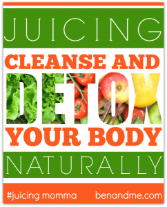 Juicing is the Best Way to Cleanse and Detox Your Body Naturally