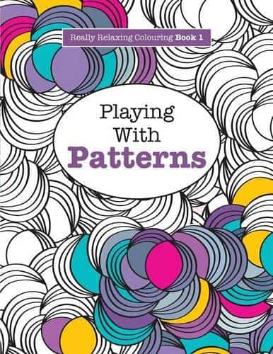 Playing with Patterns Adult Coloring Book