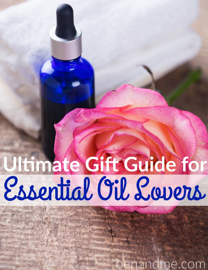 Ultimate Gift Guide of Essential Oil Lovers