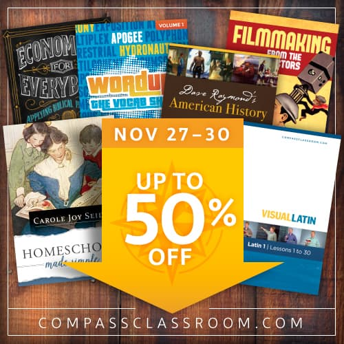 Compass Classroom Black Friday Sale