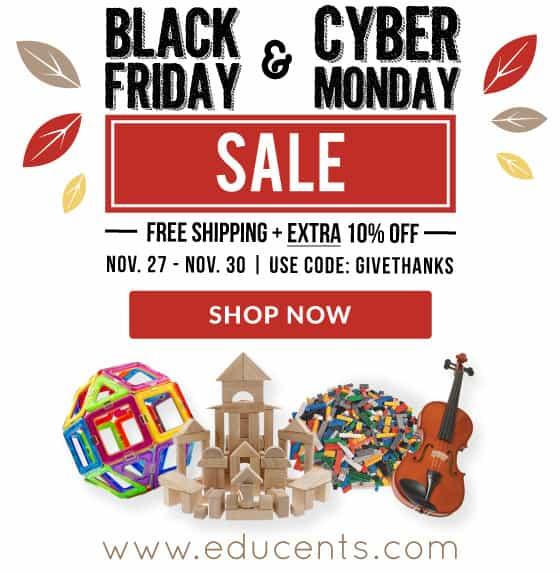 educents black friday