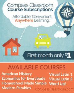 Streaming Course Subscriptions from Compass Classroom!