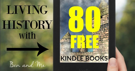 Living History with 80 Free Kindle Books Facebook