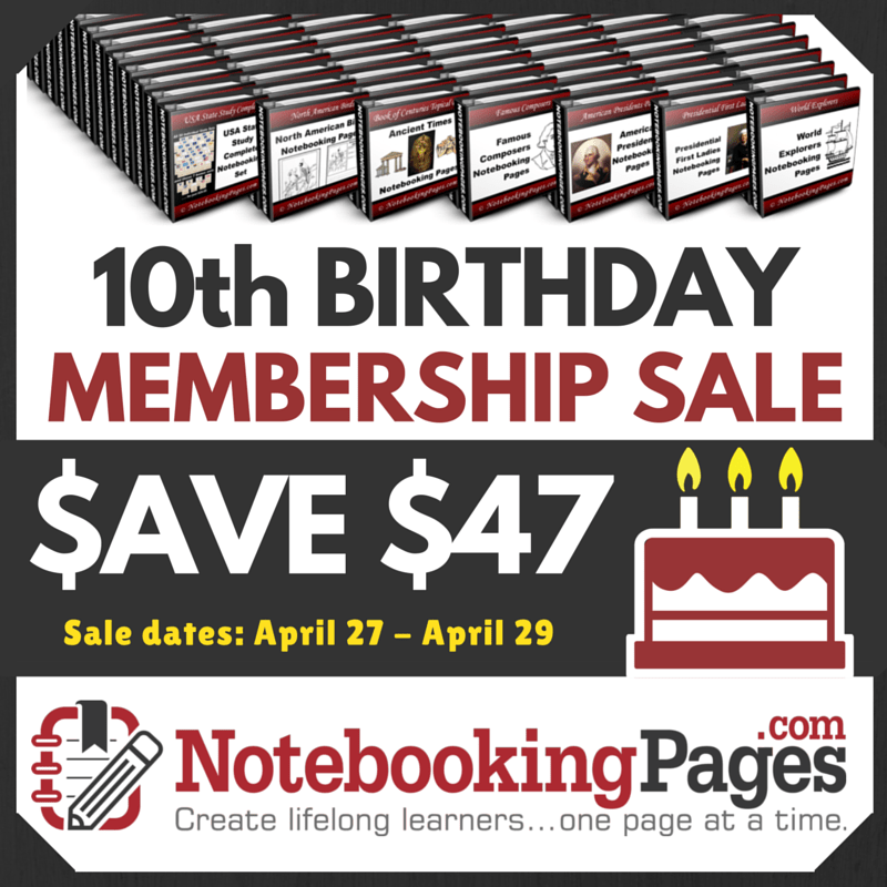 NotebookingPages Sale