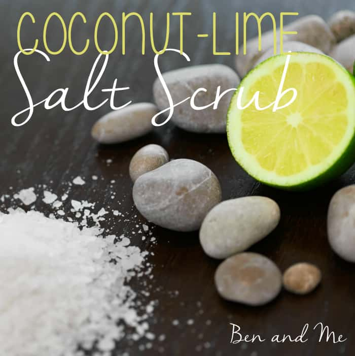 Everyday Uses for Lime Essential Oil and a Coconut-Lime Salt Scrub Recipe