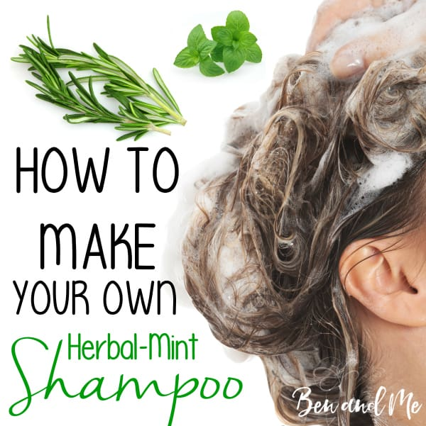 Everyday Uses for Rosemary Essential Oil and an Herbal Mint Shampoo Recipe