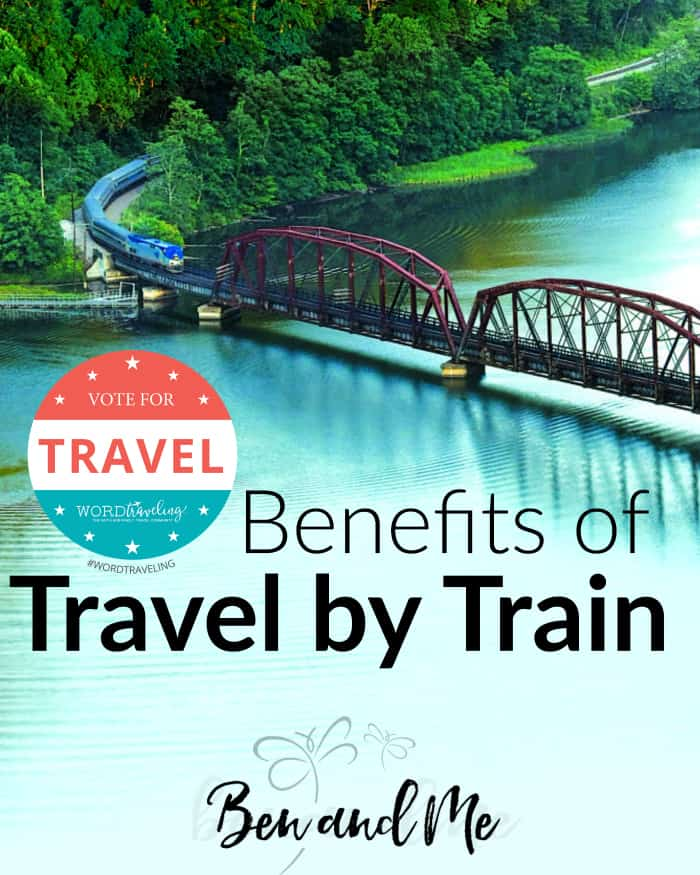 Benefits of Travel by Train