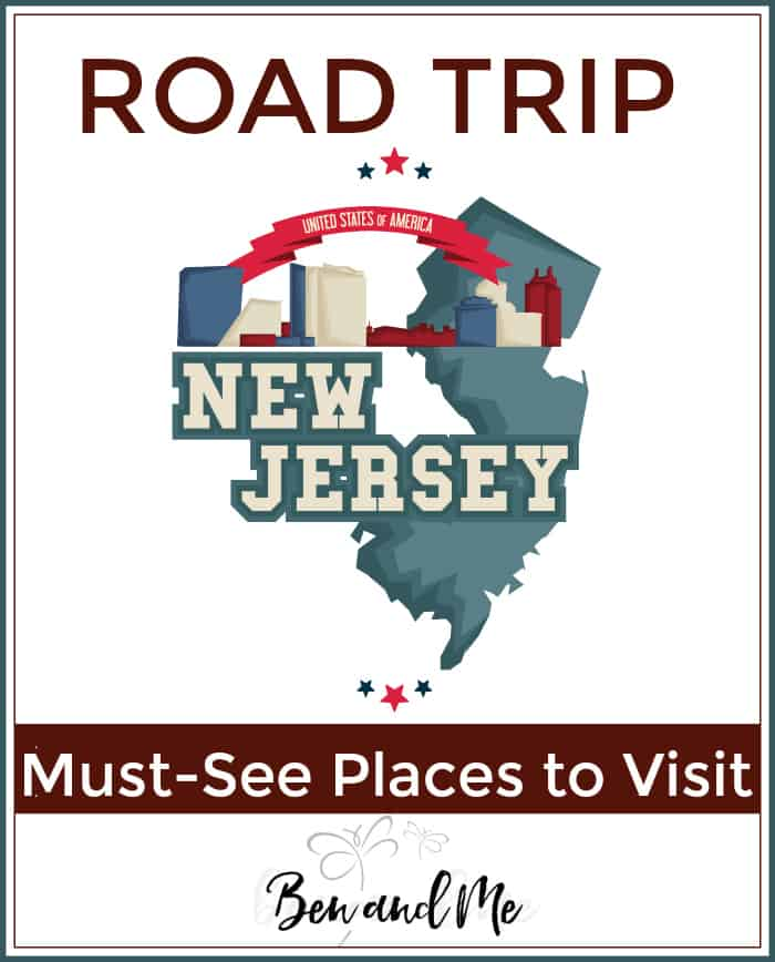 Road Trip New Jersey -- Must-See Places to Visit