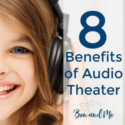 8 Benefits of Audio Theater (with a giveaway)
