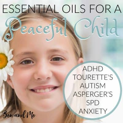 Essential Oil Blend for a Peaceful Child
