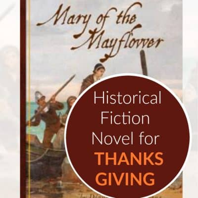 Mary of the Mayflower: A Perfect Family Thanksgiving Read