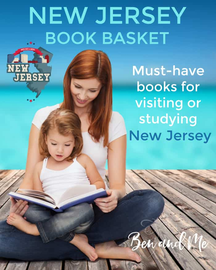 New Jersey Must-have books for visiting or studying New Jersey