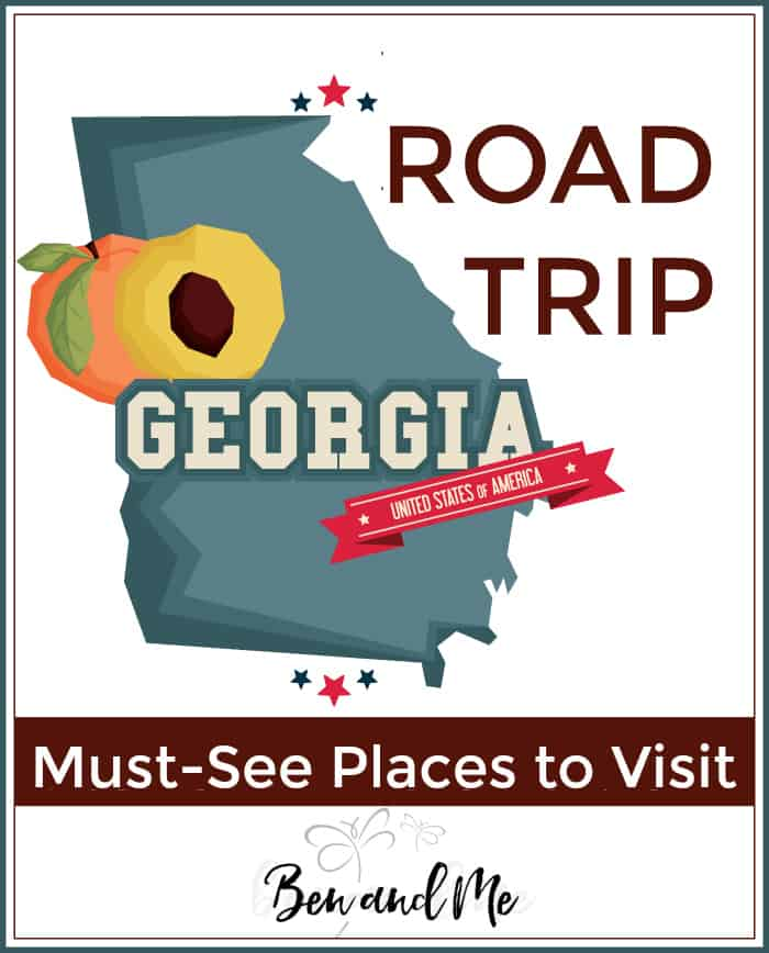 Road Trip Georgia -- Must-See Places to Visit