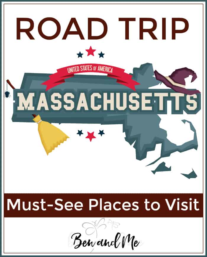 Road Trip Massachusetts -- must-see places to visit!