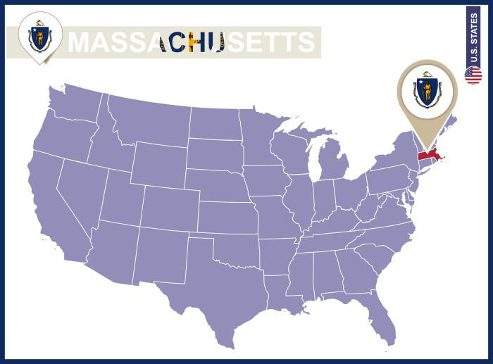 FREE! Massachusetts Unit Study for homeschool students in grades 3-8