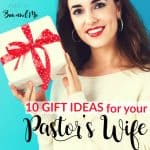 10 Lovely Gift Ideas for Your Pastor's Wife (and a Colorful Christmas Giveaway)