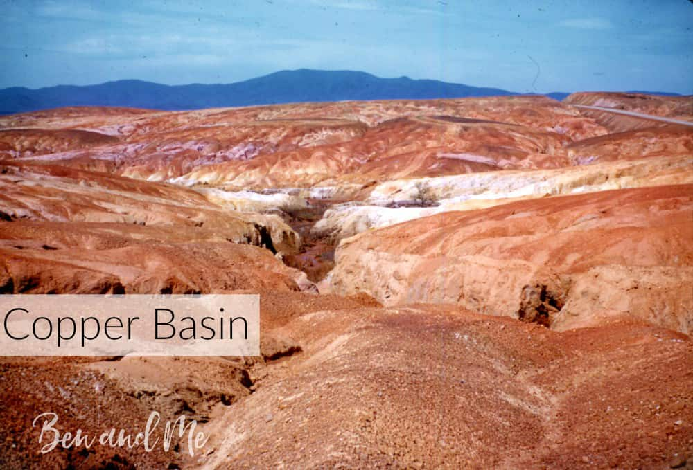 copper-basin