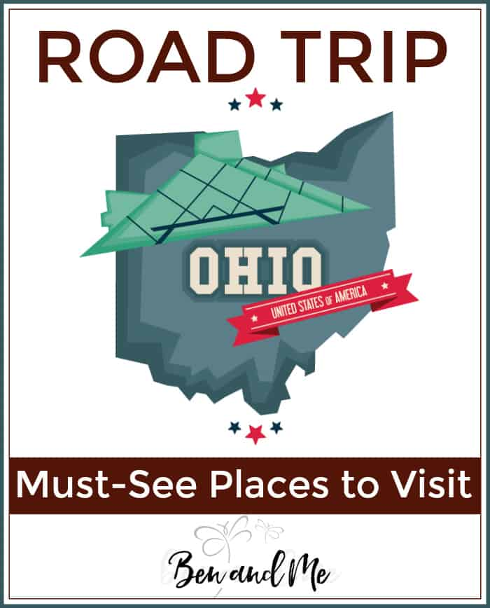Road Trip Ohio -- must-see places to visit