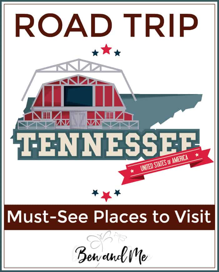 Road Trip Tennessee -- must-see places to visit
