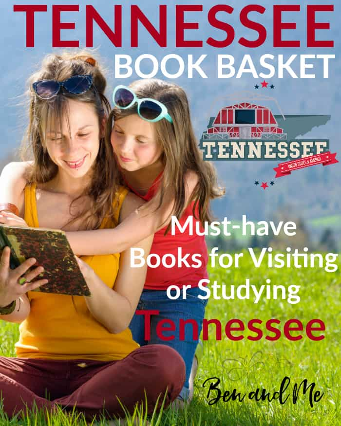 Tennessee Book Basket -- must-have books for visiting or studying Tennessee