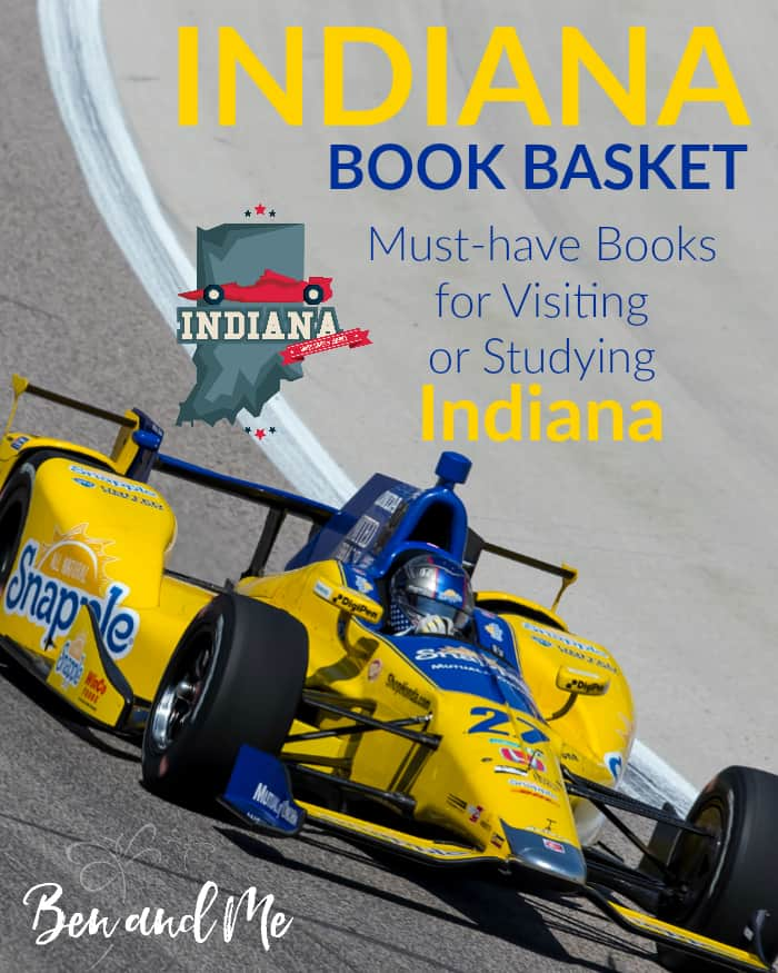 Indiana Book Basket -- Must-have Books for Visiting or Studying Indiana