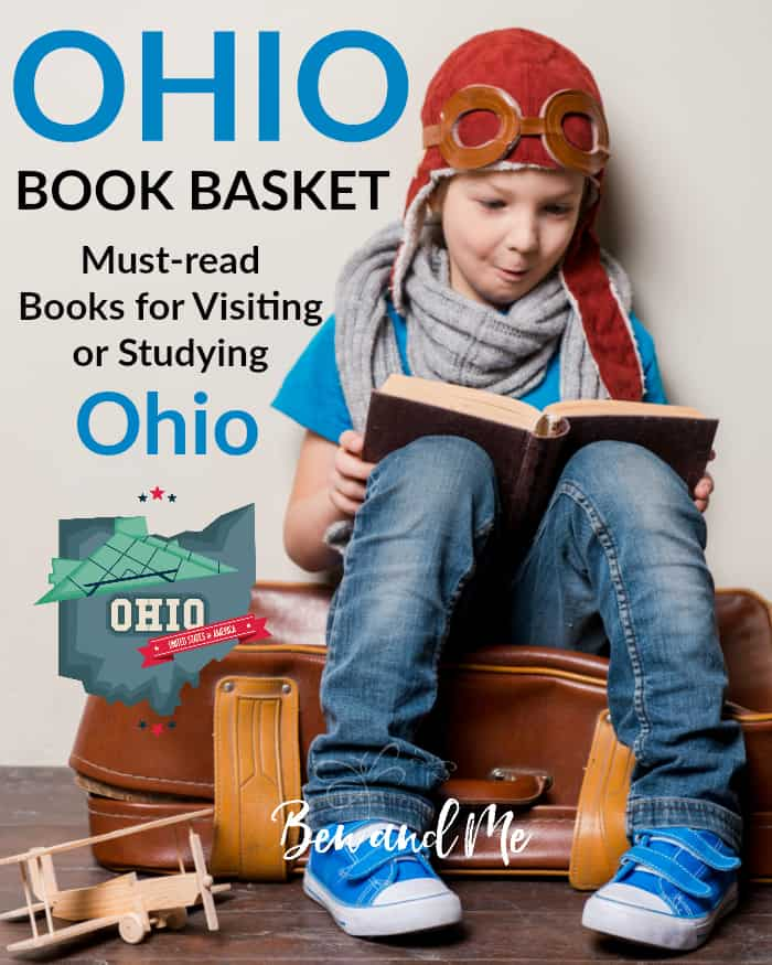 Ohio Book Basket -- must-read books for visiting or studying Ohio