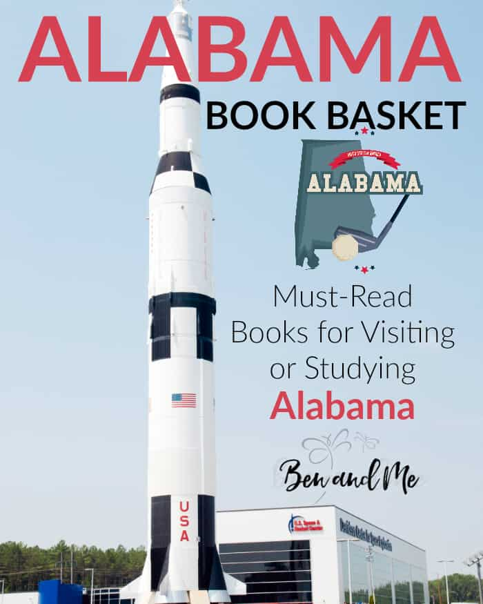 Alabama Book Basket -- Must-Read Books for Visiting or Studying Alabama