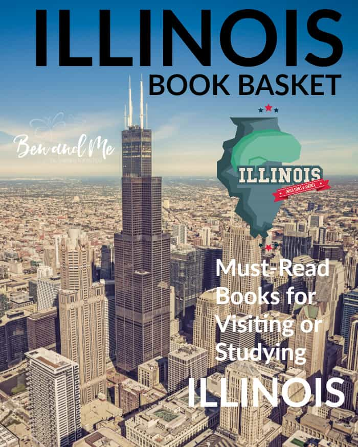 Illinois Book Basket -- must-read books for visiting or studying Illinois