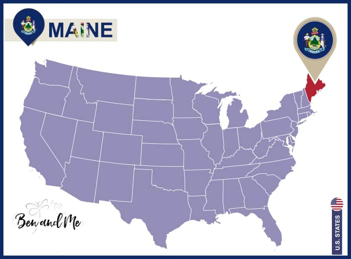 Maine Unit Study