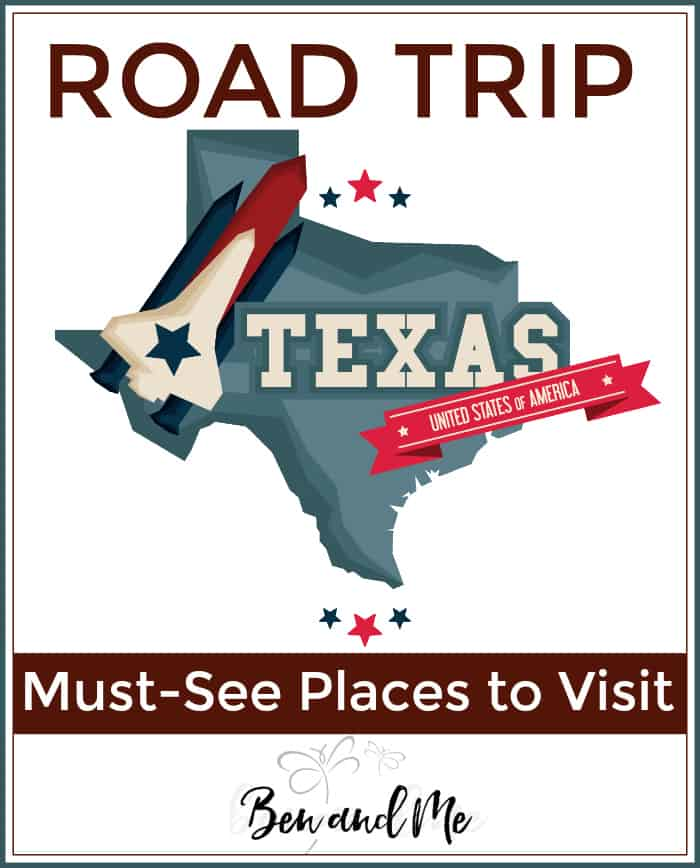 Road Trip Texas -- must-see places to visit