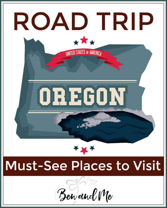 Road Trip Oregon -- must see places to visit