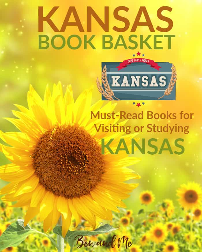 Kansas Book Basket -- must-read books for visiting or studying Kansas