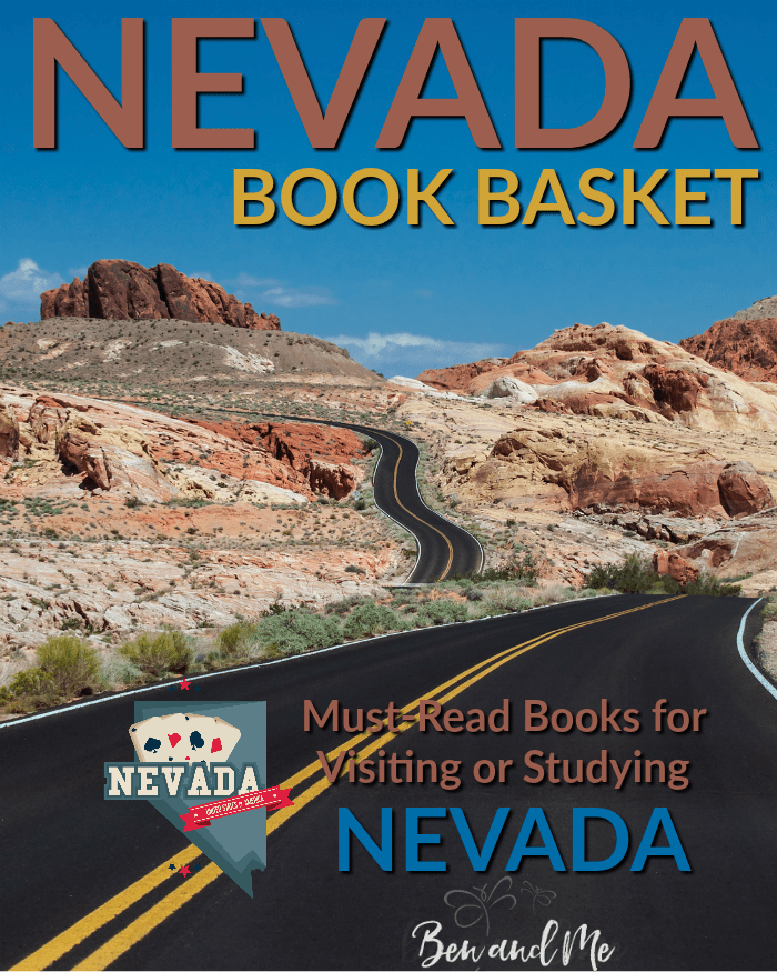 Nevada Book Basket -- Must-Read Books for Visiting or Studying Nevada