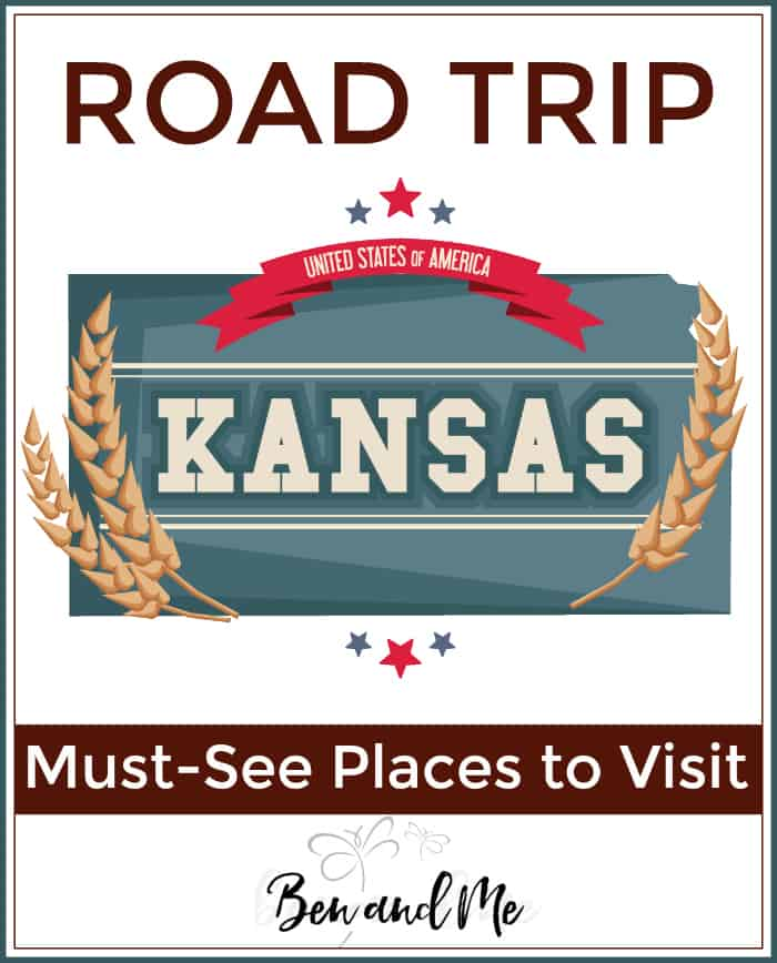 Road Trip Kansas -- must -see places to visit