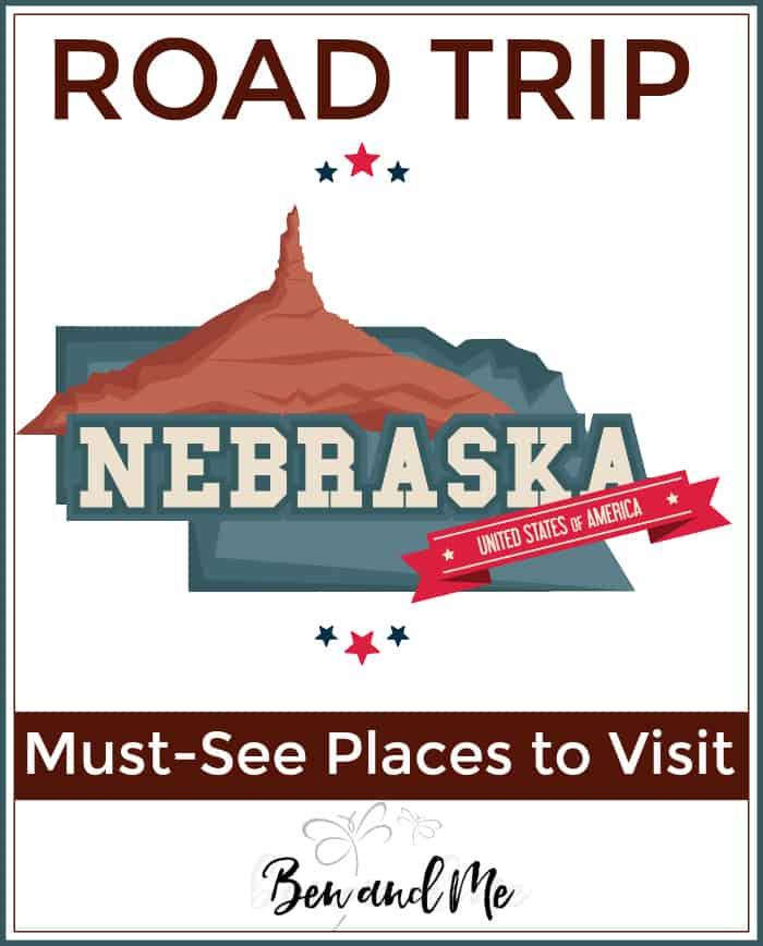 Road Trip Nebraska -- must see places to visit in The Cornhusker State!