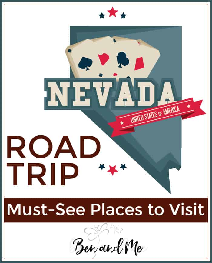 Road Trip Nevada -- Must-See Places to Visit