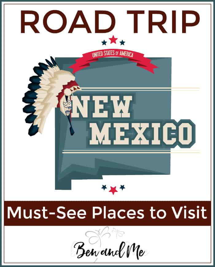 Road Trip New Mexico -- must see places to visit in The Land of Enchantment!